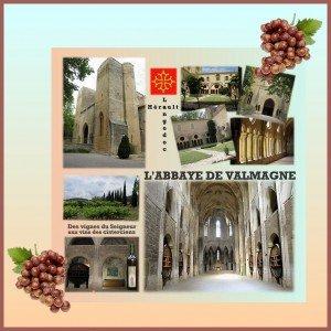 L'abbaye de Valmagne