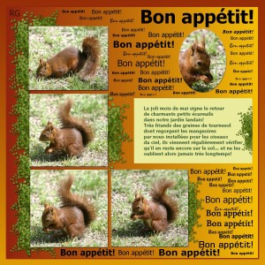 9. Bon appétit!
