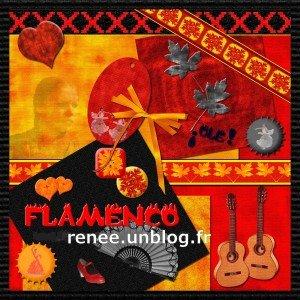 Aperçu Flamenco