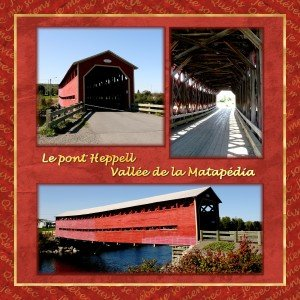 28. Le pont Heppell