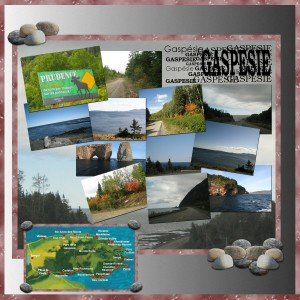 3. La Gaspésie