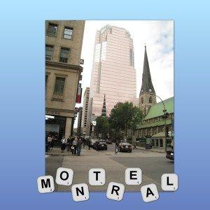 33. Montréal down town