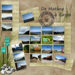 7. De Matane à Gaspé