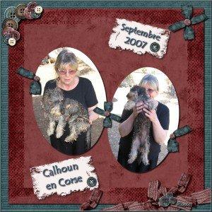 18. Calhoun en Corse