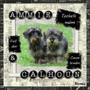 19. Ammie et Calhoun