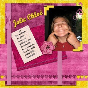 Jolie Chloé