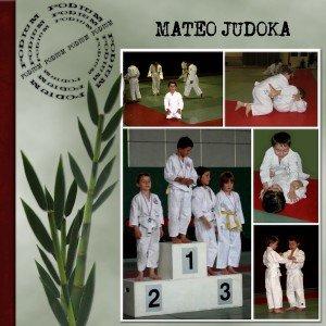Matéo judoka