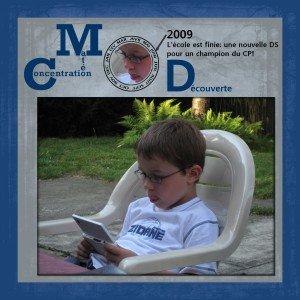Matéo Nouvelle DS