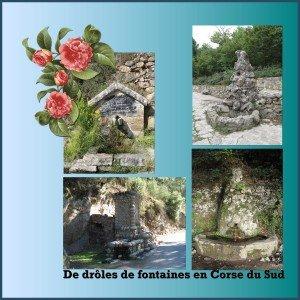Fontaines de Corse